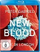Peter Gabriel - New Blood (Live in London) (Neuauflage) Blu-ray