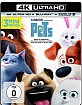 Pets (2016) 4K (4K UHD + Blu-ray + UV Copy) Blu-ray