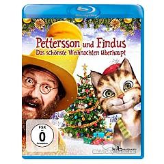 Pettersson und Findus - Das schönste Weihnachten überhaupt Blu-ray