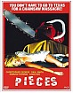 Pieces (1982) (Limited X-Rated Eurocult Collection #29) (Cover A) Blu-ray