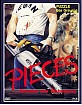 Pieces (1982) (Limited X-Rated Eurocult Collection #29) (Cover B) Blu-ray