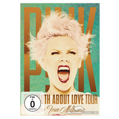Pink - The Truth About Love Tour (Live from Melbourne) Blu-ray