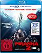 Piranha 2 3D (Blu-ray 3D) Blu-ray