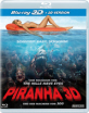 Piranha 3D (Blu-ray 3D) (CH Import) Blu-ray