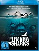 Piranha Sharks Blu-ray