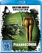 Piranhaconda (Creature-Movies Collection) Blu-ray