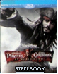 Pirates of the Caribbean - At World's End - Steelbook (Quebec-Version) (Region A - CA Import ohne dt. Ton) Blu-ray