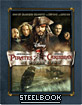 Pirates of the Caribbean - At World's End - Zavvi Exclusive Limited Edition Steelbook (UK Import ohne dt. Ton) Blu-ray