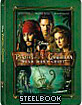 Pirates of the Caribbean - Dead Man's Chest - Zavvi Exclusive Limited Edition Steelbook (UK Import) Blu-ray