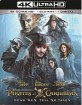 Pirates of the Caribbean: Dead Men Tell No Tales 4K (4K UHD + Blu-ray + UV Copy) (US Import ohne dt. Ton) Blu-ray