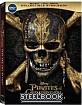 Pirates of the Caribbean: Dead Men Tell No Tales - Best Buy Excl. Steelbook (Blu-ray + DVD + UV Copy) (US Import ohne dt. Ton) Blu-ray