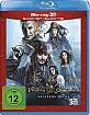 Pirates of the Caribbean: Salazars Rache 3D (Blu-ray 3D + Blu-ray) Blu-ray