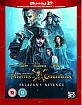 Pirates of the Caribbean: Salazar's Revenge 3D (Blu-ray 3D + Blu-ray) (UK Import ohne dt. Ton) Blu-ray