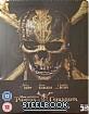 Pirates of the Caribbean: Salazar's Revenge 3D - Zavvi Exclusive Steelbook (Blu-ray 3D + Blu-ray) (UK Import ohne dt. Ton) Blu-ray