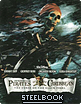 Pirates of the Caribbean - The Curse of the Black Pearl - Steelbook (Quebec-Version) (CA Import ohne dt. Ton) Blu-ray