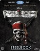 Pirates of the Caribbean 4: On Stranger Tides - Steelbook (NL Import ohne dt. Ton) Blu-ray