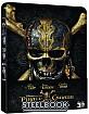 Pirati dei Caraibi: La vendetta di Salazar 3D - Steelbook (Blu-ray 3D + Blu-ray) (IT Import) Blu-ray