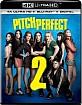 Pitch Perfect 2 (2015) 4K (4K UHD + Blu-ray + UV Copy) (US Import ohne dt. Ton) Blu-ray