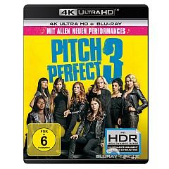 Pitch Perfect 3 4K (4K UHD + Blu-ray) Blu-ray