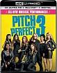 Pitch Perfect 3 4K (4K UHD + Blu-ray + UV Copy) (US Import ohne dt. Ton) Blu-ray
