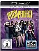 Pitch Perfect 4K (4K UHD + Blu-ray) Blu-ray