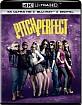 Pitch Perfect 4K (4K UHD + Blu-ray + UV Copy) (US Import ohne dt. Ton) Blu-ray