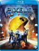 Pixels (2015) (ES Import ohne dt. Ton) Blu-ray