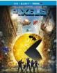 Pixels (2015) (Blu-ray + DVD + UV Copy) (FR Import ohne dt. Ton) Blu-ray