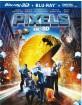 Pixels (2015) 3D (Blu-ray 3D + Blu-ray + UV Copy) (FR Import ohne dt. Ton) Blu-ray