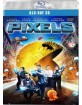 Pixels (2015) 3D (Blu-ray 3D + Blu-ray) (IT Import ohne dt. Ton) Blu-ray
