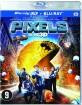 Pixels (2015) 3D (Blu-ray 3D + Blu-ray) (NL Import ohne dt. Ton) Blu-ray