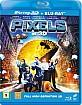 Pixels (2015) 3D (Blu-ray 3D + Blu-ray) (SE Import) Blu-ray
