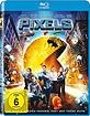 Pixels (2015) (Blu-ray +