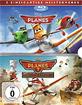Planes + Planes 2 - Immer im Einsatz (Doppelset) Blu-ray