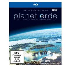 Planet Erde - Das ultimative Porträt unseres Planeten (Hartbox) Blu-ray