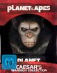 Planet der Affen - Caesar's Warrior Collection Blu-ray