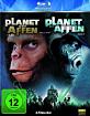 Planet der Affen - Doppelbox (Original & Remake) Blu-ray
