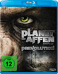 Planet der Affen: Prevolution (N ... Blu-ray