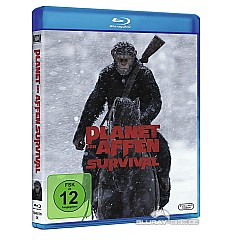 Planet der Affen: Survival Blu-ray