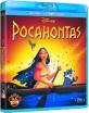 Pocahontas (Blu-ray + Digital Copy) (IT Import ohne dt. Ton) Blu-ray