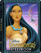 Pocahontas - Zavvi Exclusive Limited Edition Steelbook (The Disney Collection #23) (UK Import ohne dt. Ton) Blu-ray