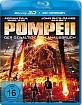 Pompeii - Der gewaltige Vulkanausbruch 3D (Blu-ray 3D) Blu-ray