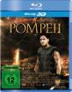 Pompeii - Eine Stadt wird fallen 3D (Blu-ray 3D) Blu-ray