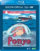 Ponyo en el acantilado - Studio Ghibli Collection (Blu-ray + DVD) (ES Import ohne dt. Ton) Blu-ray