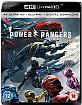 Power Rangers (2017) 4K (4K UHD + Blu-ray + UV Copy) (UK Import ohne dt. Ton) Blu-ray