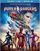 Power Rangers (2017) (Blu-ray + DVD + UV Copy) (Region A - US Import ohne dt. Ton) Blu-ray