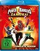 Power Rangers Samurai - The Complete Season Blu-ray