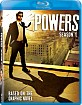 Powers: The Complete First Season (US Import ohne dt. Ton) Blu-ray