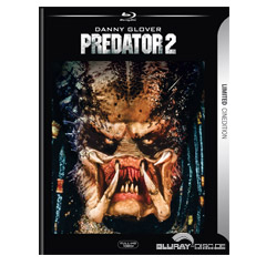 Predator 2 - Limited Cinedition Blu-ray