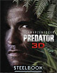 Predator 3D - Zavvi Exclusive Limited Edition Steelbook (Blu-ray 3D + Blu-ray) (UK Import ohne dt. Ton) Blu-ray